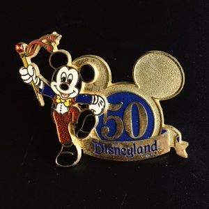 Mickey Mouse 50th Anniversary Disney Pin